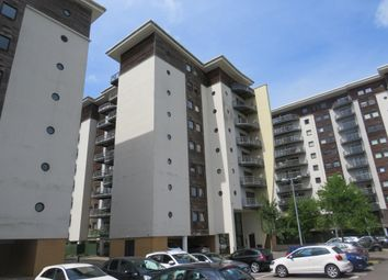 Thumbnail 1 bed flat to rent in Cambria House, Watkiss Way, Cardiff