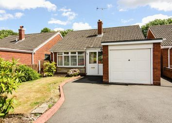 Thumbnail 3 bed detached bungalow for sale in Woodfield Drive, Norton Canes, Cannock