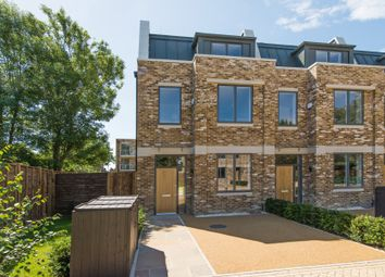 Thumbnail 3 bed end terrace house for sale in Wellsborough Mews, New House, Wimbledon