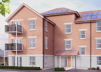 Thumbnail 2 bed flat for sale in Off The Balk, Walton, Wakefield
