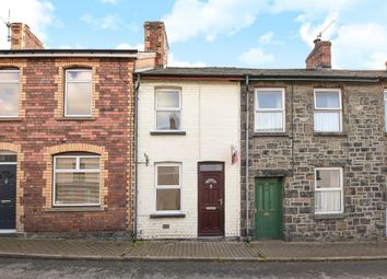 Thumbnail 2 bed terraced house for sale in Market Street, Builth Wells