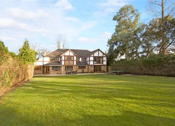 Thumbnail 5 bedroom detached house for sale in Ashley Road, Walton-On-Thames, Surrey