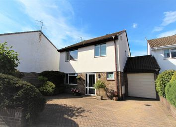 Thumbnail 4 bed link-detached house for sale in Nunney Close, Keynsham, Bristol