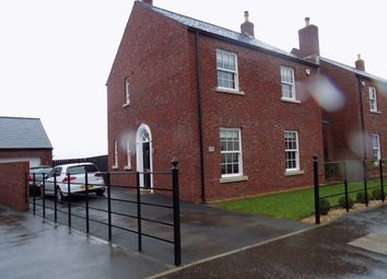 Thumbnail 3 bedroom detached house to rent in Breton Hall, Lisburn