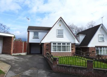 Thumbnail 3 bed detached house for sale in Pingle Crescent, Heron Ridge, Nottingham