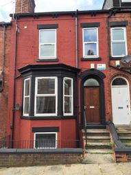 Thumbnail 7 bed terraced house to rent in Ebberston Terrace, Hyde Park, Leeds