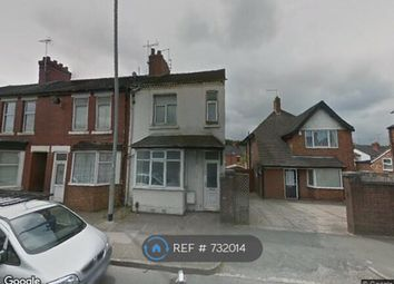 Thumbnail 5 bed end terrace house to rent in London Road, Newcastle