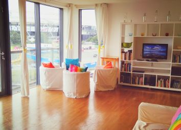 Thumbnail 2 bed flat to rent in Roach Road, Olympic Park West