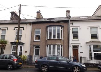Thumbnail 5 bedroom terraced house for sale in Snowdon Street, Porthmadog, Gwynedd