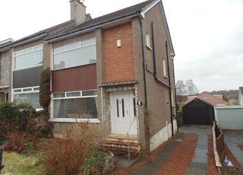 Thumbnail 3 bed semi-detached house for sale in Parkview Drive, Coatbridge