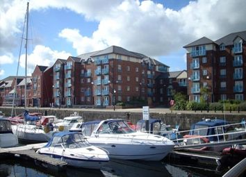 Thumbnail 2 bed flat to rent in Weavers House, Marina