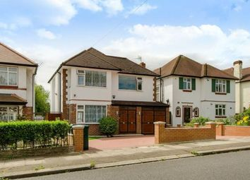 Thumbnail 4 bed detached house for sale in Greenway, London