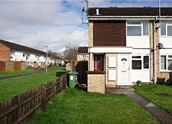 Thumbnail 1 bed terraced house to rent in Cubb Field, Aylesbury