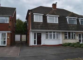 Thumbnail 3 bedroom semi-detached house for sale in Manorford Avenue, West Bromwich