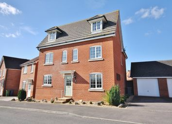 Thumbnail 5 bed detached house for sale in Thyme Avenue, Whiteley, Fareham