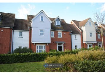 Thumbnail 4 bed terraced house to rent in Ridgewell Avenue, Chelmsford