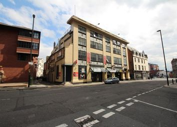 Thumbnail Studio to rent in Waterloo Street, Newcastle Upon Tyne