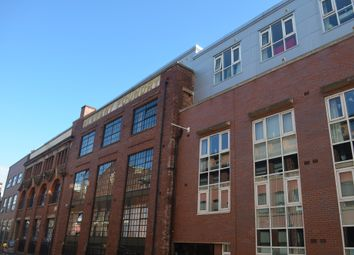 Thumbnail 2 bed flat to rent in Derwent Foundry, 5 Mary Ann Street, Birmingham