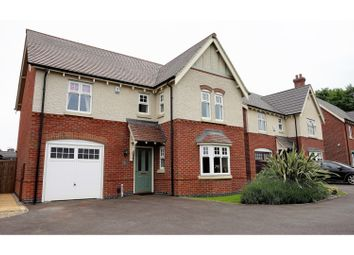 Thumbnail 4 bed detached house for sale in Protheroe Road, Anstey