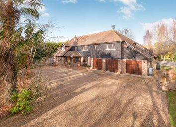 Thumbnail 4 bed detached house for sale in Glynleigh Road, Hankham, Pevensey