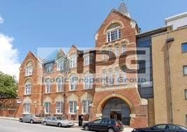 Thumbnail 1 bed flat to rent in Kings Cross, St Pancras, London