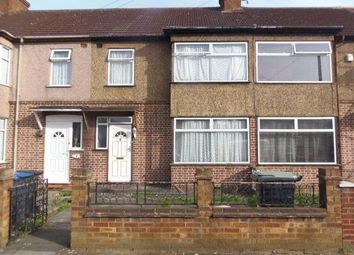 Thumbnail 3 bed terraced house for sale in Turin Road, London
