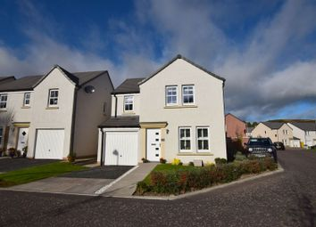 Thumbnail 4 bedroom detached house for sale in Kingfisher Grove, Galashiels