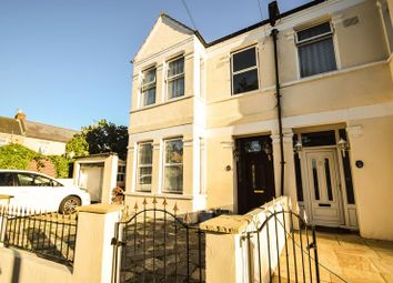 Thumbnail 4 bed semi-detached house for sale in Norfolk Road, Colliers Wood, London