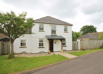 Thumbnail 4 bed detached house for sale in Silver Close, Minety, Wiltshire