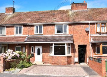 Thumbnail 3 bed terraced house for sale in Blackmarston Road, Hereford