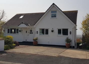 Thumbnail 4 bedroom detached house for sale in Ferns Close, Lower Heswall