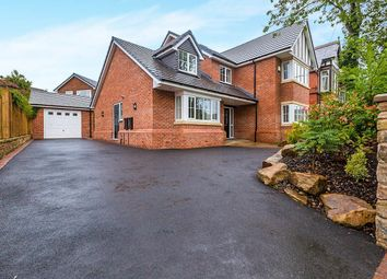 Thumbnail 4 bed detached house for sale in Bolton Road, Chorley
