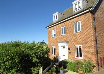 Thumbnail 5 bed detached house for sale in Anson Road, Upper Cambourne, Cambridge