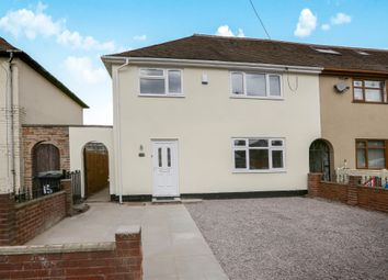 Thumbnail 3 bed end terrace house for sale in Arden Place, Bilston