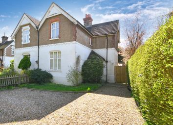 Thumbnail 2 bed semi-detached house to rent in Eridge Road, Tunbridge Wells