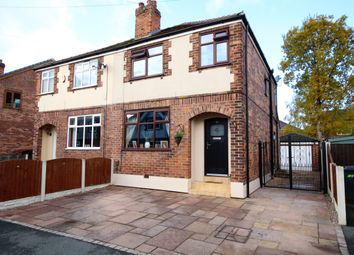 Thumbnail 3 bed semi-detached house for sale in Fraser Avenue, Penwortham, Preston