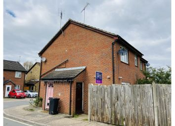 Thumbnail 1 bed terraced house for sale in Nash Close, Manningtree