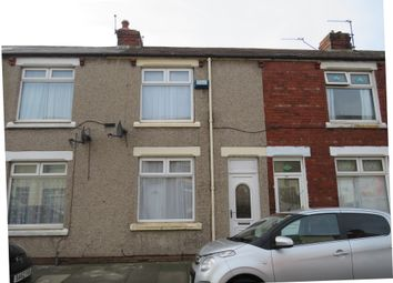 Thumbnail 2 bed terraced house for sale in Rugby Street, Hartlepool