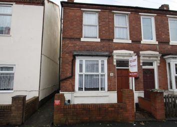 Thumbnail 2 bed end terrace house to rent in Ivanhoe Street, Dudley