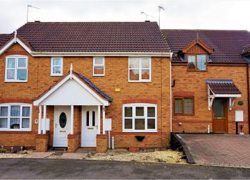 Thumbnail 3 bed town house for sale in Dalton Avenue, Burton-On-Trent