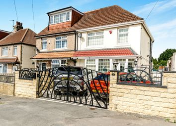 Thumbnail 3 bedroom semi-detached house for sale in Woodhall View, Thornbury, Bradford