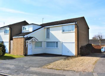Thumbnail 4 bed detached house to rent in Beechfield Close, Great Glen, Leicester