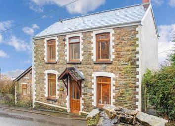 Thumbnail 3 bed detached house for sale in Tranch Road, Tranch, Pontypool