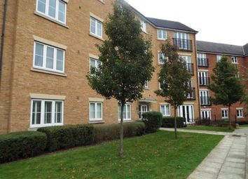 Thumbnail 2 bed flat for sale in Wraysbury House, Whitehead Drive, Rochester