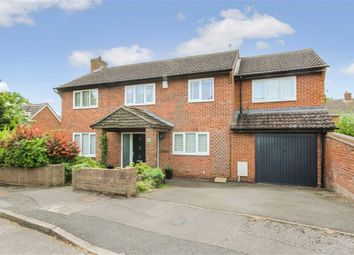 Thumbnail 5 bedroom detached house for sale in Northbank Rise, Royal Wootton Bassett, Swindon