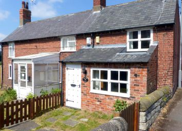 Thumbnail 2 bed cottage to rent in Old Blyth Road, Ranby, Retford