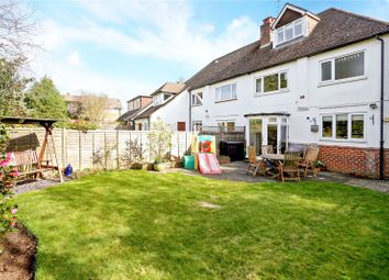 Thumbnail 4 bed semi-detached house for sale in Beech Hill, Headley Down, Hampshire