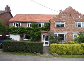 Thumbnail 4 bed semi-detached house for sale in Lodge Lane, Brompton, Northallerton