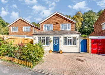 Thumbnail 4 bed detached house for sale in Bushey Close, Buckingham