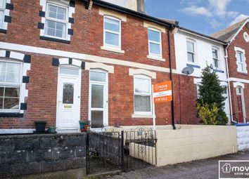 3 bed terraced house to rent in Rosery Road, Chelston, Torquay TQ2